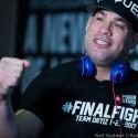 Ex-lutador Tito Ortiz, com a 2ª maior stack do Dia 1A Main Event PokerStars Championship Panamá