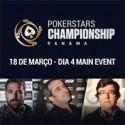 1º dia de Live Stream PC Panamá com comentários de Luís Sousa, Luís Cepa e Henrique Custódio - 17h