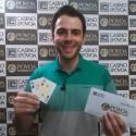 Vitória de José Soares da Silva no torneio #30 das Jackpot Series II