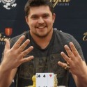 Valentin Vornicu chegou ao número recorde de 9 anéis WSOP Circuit