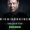Mika Häkkinen é o novo rosto da Unibet