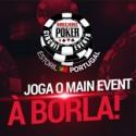 Daniel Pinto vai Jogar o Main Event WSOPC Estoril com o PokerPT.com