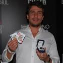 WSOPc Estoril'17: André Moreira conquista o High Roller - €30.015