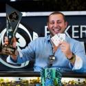 Raffaele Sorrentino ganhou o Main Event PokerStars Championship Monte Carlo