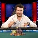 Moorman conquista 1ª bracelete ao vencer o #27 $3.000 6-Max