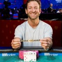 Brian Brubaker conquista #28 $1.500 2-7 Lowball Tripe Draw