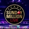 Arranca hoje o Sunday Million Live, às 22h na PokerStars.com