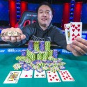 Brian Yoon conquista o #47 MONSTER STACK - $1.094.349