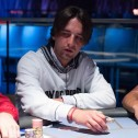 Bruno Santos Lopes na Frente do Dia 1 Main Event Etapa #2 ECT Poker Tour
