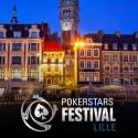 Zagazaur, Luís Dono e Rui Bouquet em Jogo no PokerStars Festival Lille