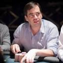 Cristiano Araújo na Frente no Final do Dia 2 da Etapa #6 da Solverde Poker Season 2017