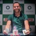Ricardo Dias ganhou Etapa #6 Solverde Poker Season (€14.387)