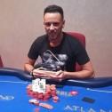 Claudio Coelho ganhou o Main Event do Agadir Poker Festival (€22.471) - Nuno Ribeiro 7º