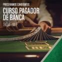 Curso de Pagador de Banca no Casino de Tróia