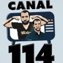 Canal114: Emissão inaugural com Yuri ''theNERDguy'' Dzivielevski
