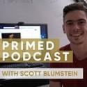 Scott Blumstein na estreia do podcast de Fedor Holz