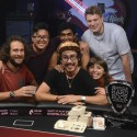 Martin Kozlov é o campeão do Main Event Seminole Hard Rock Poker Open de 2017 - prémio de $754,083
