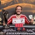 Vitória de Pedro Cairat no PokerStars National Championship Barcelona