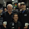 Bad Beat Jackpot de $1,21 milhões saiu numa mesa de $1/$2