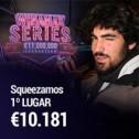 Squeezamos conquista evento 25 das Winamax Series - €10.181,65