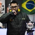Andrew Kuster Vence Main Event WSOPC Brasil (R$550.000)