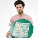 David Eldar é o Campeão do Mundo de Scrabble