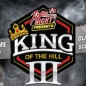 Olivier Busquet, Dan Colman, Brandon Adams e Scott Blumstein na 3º edição do King of The Hill