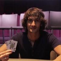 Vítor Abreu ganhou a Etapa #8 PokerStars Solverde Poker Season