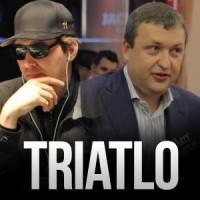 Tony G e Phil Hellmuth vão disputar um Triatlo especial no WPT Malta