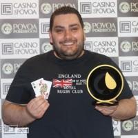 Carlos Ferreira conquista evento #17 JACKPOT Series 3