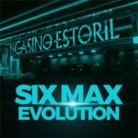 Programa do Six Max Evolution - 14 a 16 de Abril no Casino Estoril