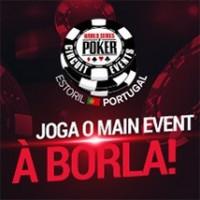 O PokerPT.com vai levar um jogador ao Main Event WSOPC Estoril