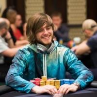 Charlie Carrel inscreveu-se por engano num SCOOP de $1,050, ganhou e recebeu $67,410