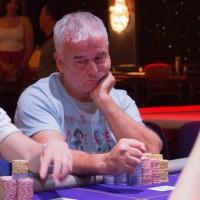 Etapa #5 da Solverde Poker Season ainda tem 7 jogadores em prova