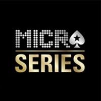 Micro Series - 23 de Julho a 6 de Agosto de 2017 na PokerStars.pt
