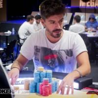 Main Event PokerStars MEGASTACK com 16 jogadores para o Dia 4