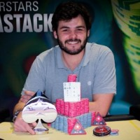 Rodrigo Alexandre é o campeão do PokerStars MEGASTACK Estoril 2017 (€19.722)