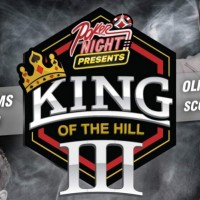 Olivier Busquet, Dan Colman, Brandon Adams e Scott Blumstein na 3º edição do King of The Hill