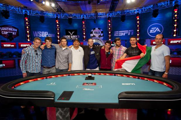 WSOP - Octo-Nine - October Nine