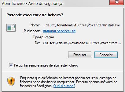 Download e instalação - Passo 1