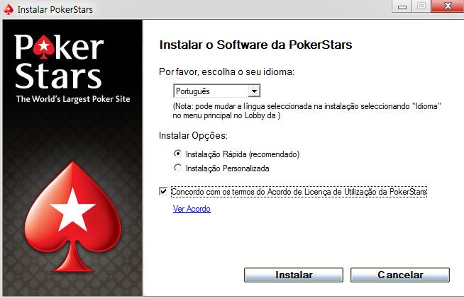Download e Instalação - Passo 2B