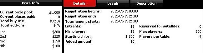 Titan Poker - VIP Freeroll Março $1.000 - PokerPT.com