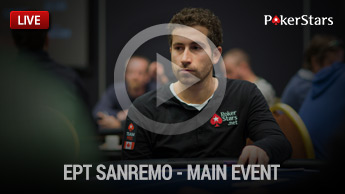 Live Streaming - EPT Sanremo